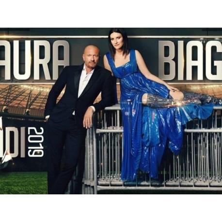 Laura Pausini e Biagio Antonacci